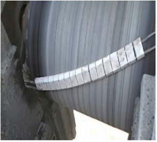 Ceramic-Belt-Cleaner | Kplus Engineers